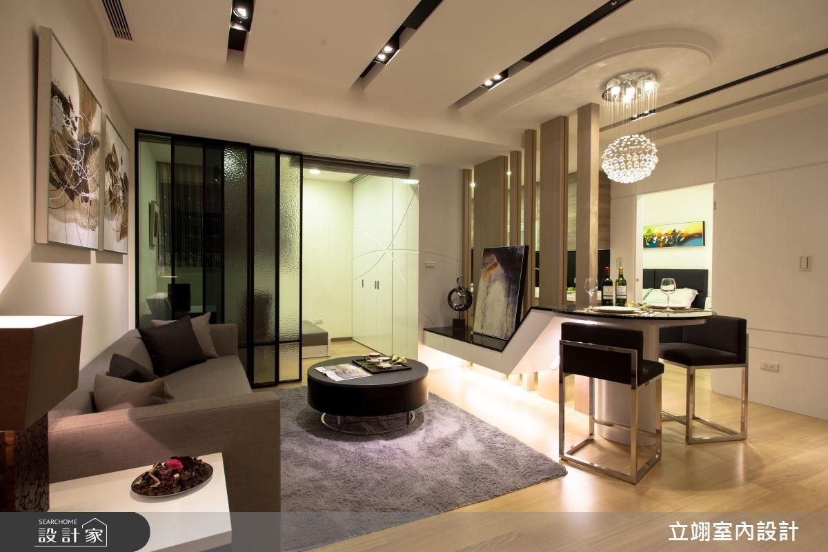 29坪新成屋(5年以下)_現代風案例圖片_立翊室內設計_立翊_11之1