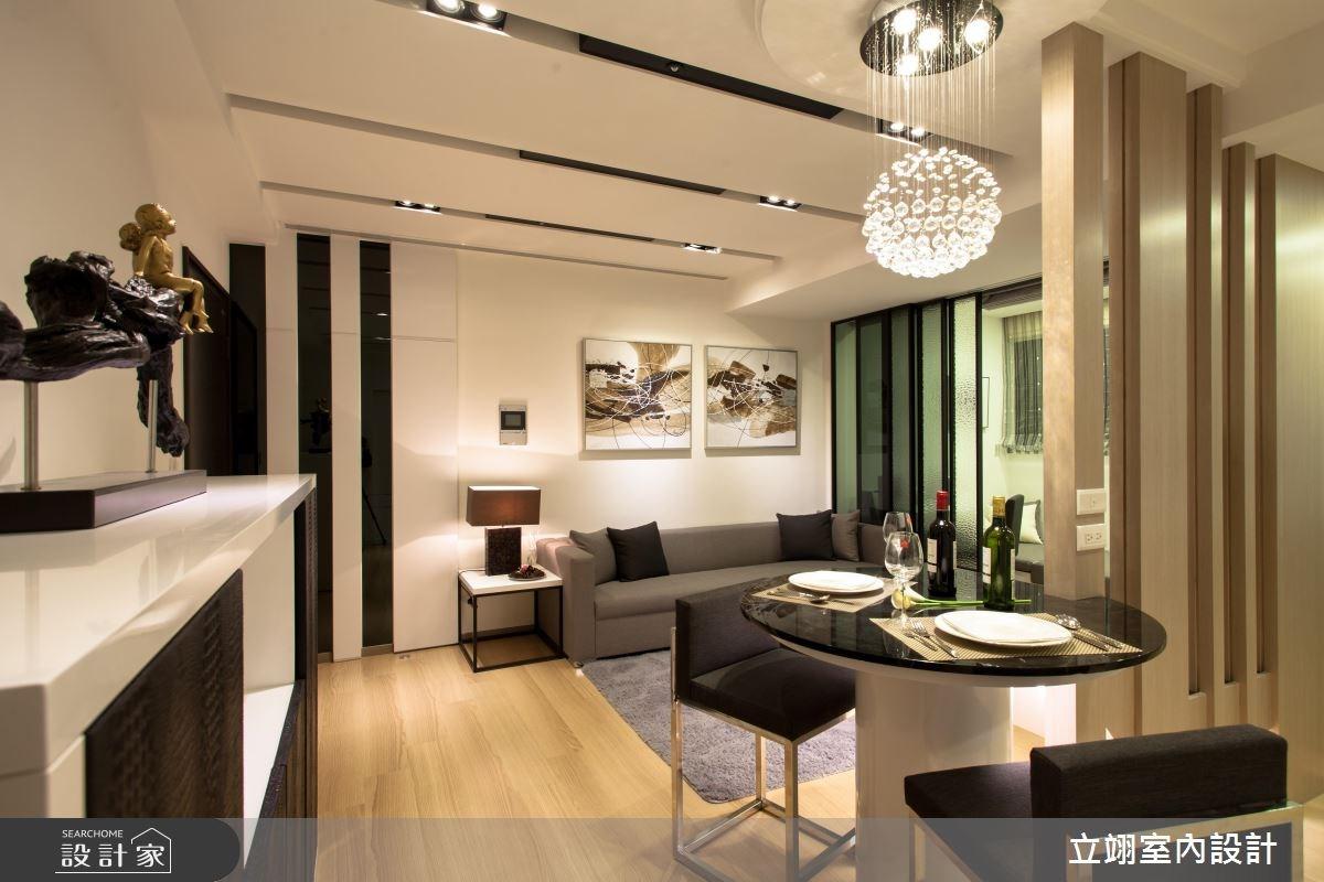29坪新成屋(5年以下)_現代風案例圖片_立翊室內設計_立翊_11之3