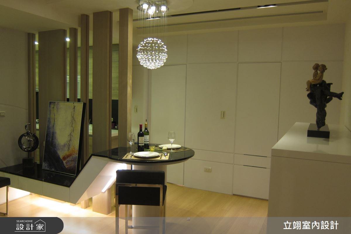 29坪新成屋(5年以下)_現代風案例圖片_立翊室內設計_立翊_11之4