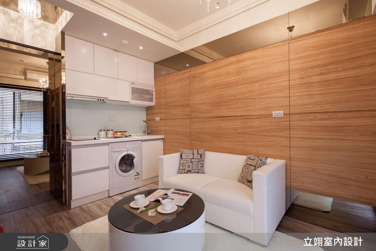 7坪新成屋(5年以下)_北歐風案例圖片_立翊室內設計_立翊_12之2