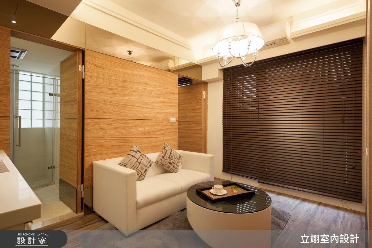 7坪新成屋(5年以下)_北歐風案例圖片_立翊室內設計_立翊_12之4