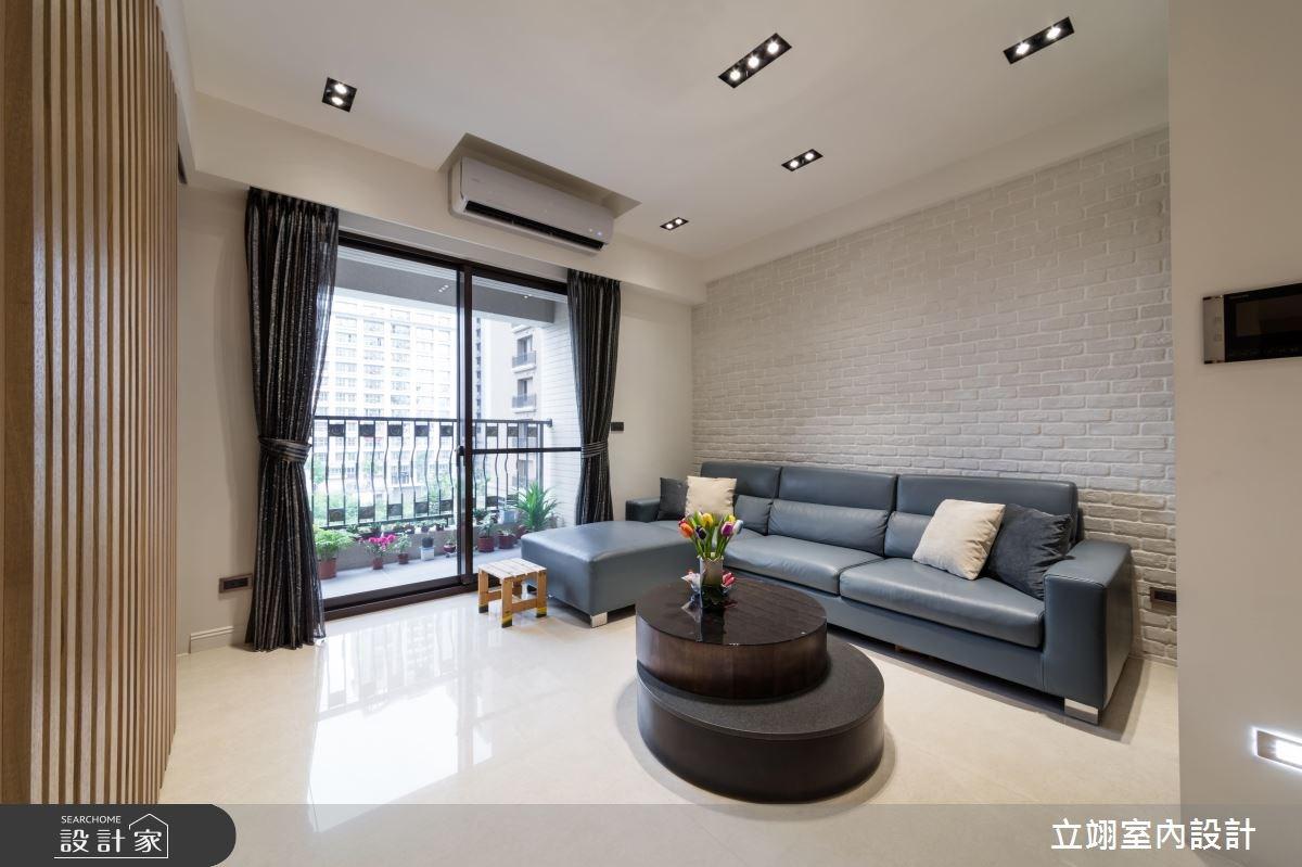 100坪新成屋(5年以下)_現代風案例圖片_立翊室內設計_立翊_16之3