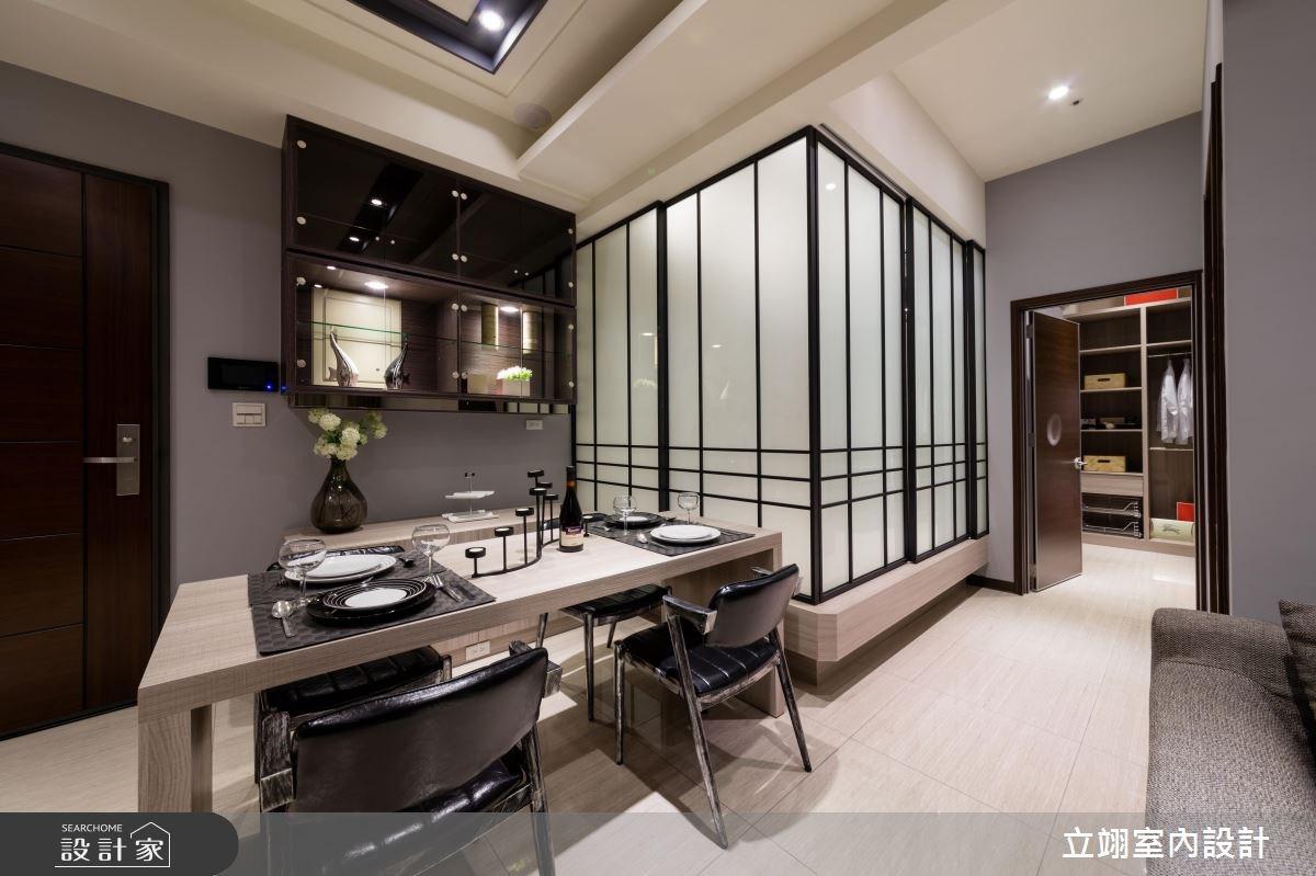 36坪新成屋(5年以下)_混搭風案例圖片_立翊室內設計_立翊_17之3