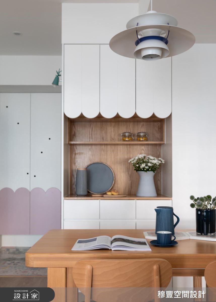 新成屋(5年以下)_北歐風餐廳案例圖片_穆豐空間設計有限公司_穆豐_我們之12