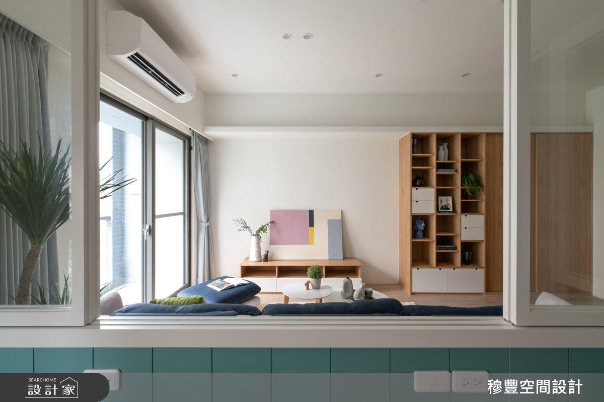 新成屋(5年以下)_北歐風臥榻案例圖片_穆豐空間設計有限公司_穆豐_我們之16