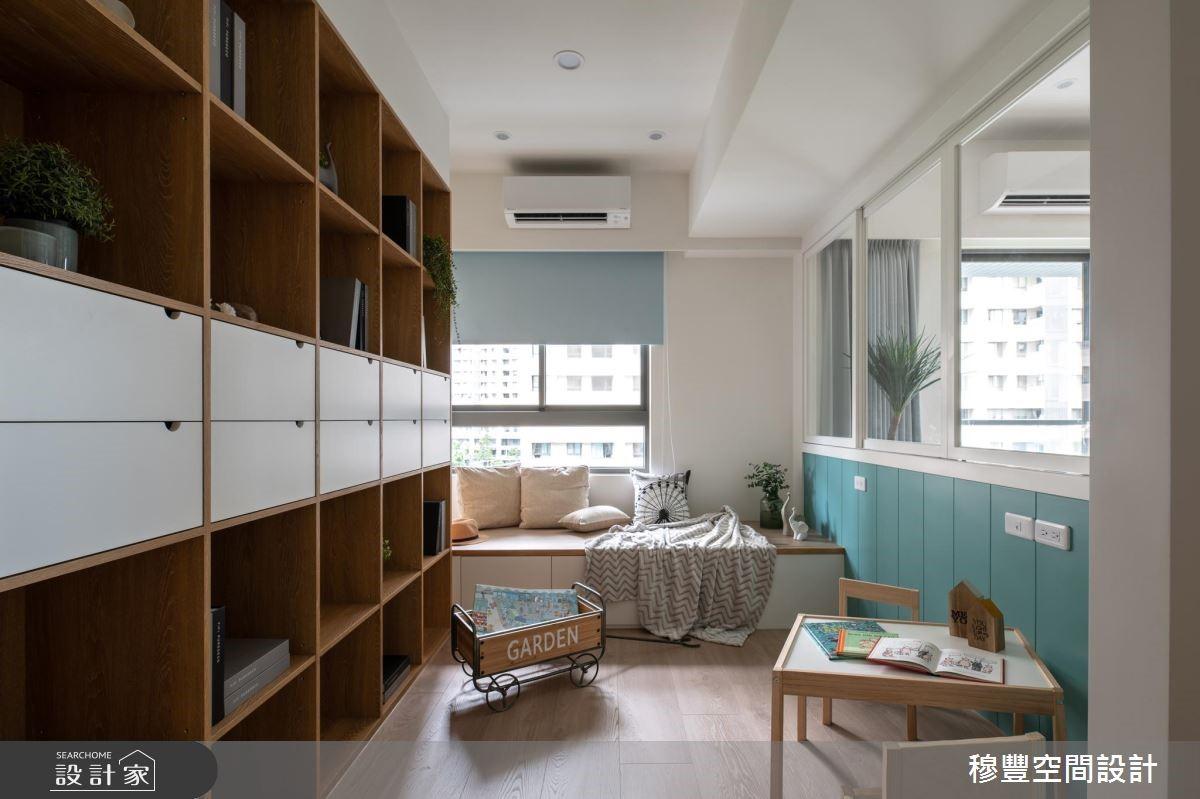 新成屋(5年以下)_北歐風臥榻案例圖片_穆豐空間設計有限公司_穆豐_我們之17