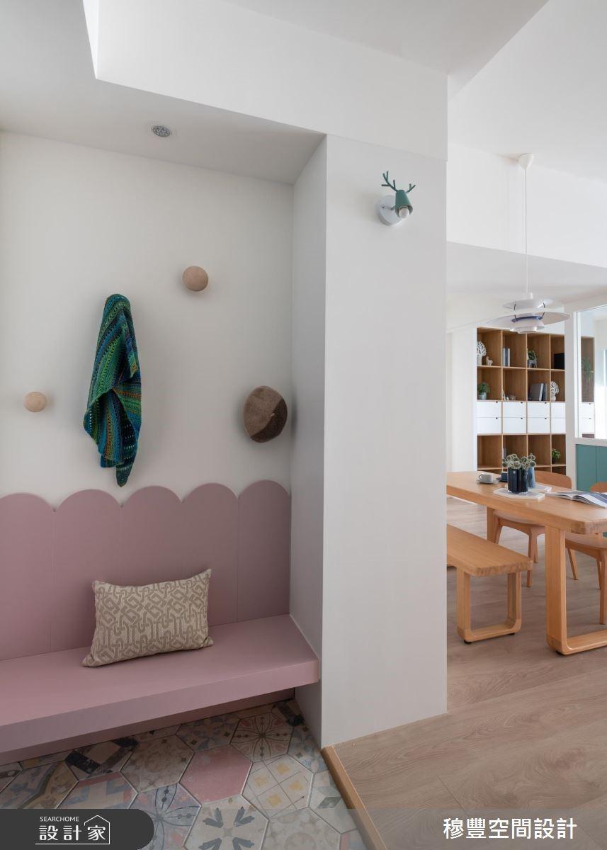 新成屋(5年以下)_北歐風玄關案例圖片_穆豐空間設計有限公司_穆豐_我們之2