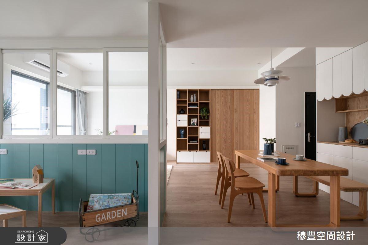 新成屋(5年以下)_北歐風餐廳案例圖片_穆豐空間設計有限公司_穆豐_我們之15