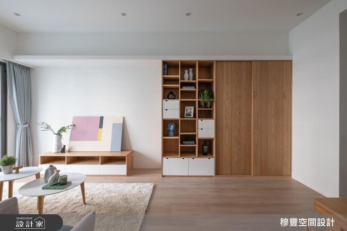 新成屋(5年以下)_北歐風客廳案例圖片_穆豐空間設計有限公司_穆豐_我們之5