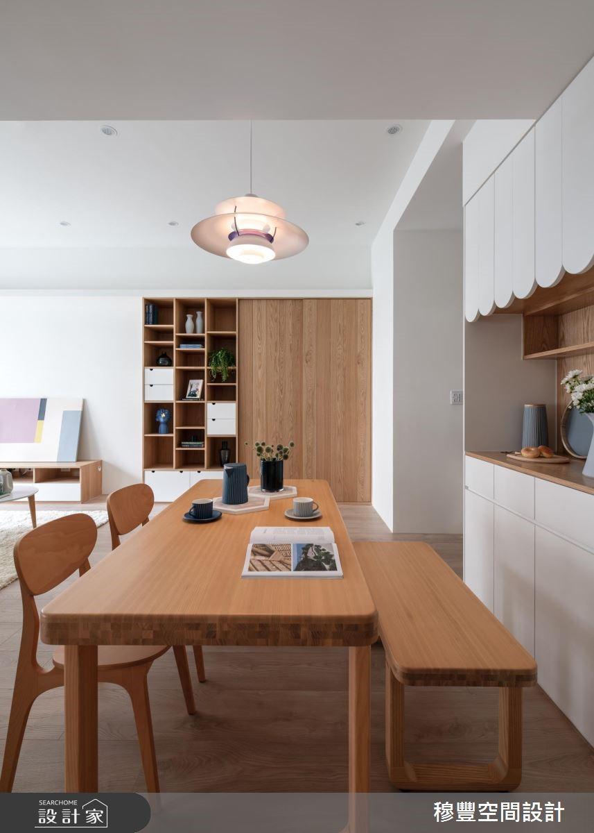 新成屋(5年以下)_北歐風餐廳案例圖片_穆豐空間設計有限公司_穆豐_我們之13
