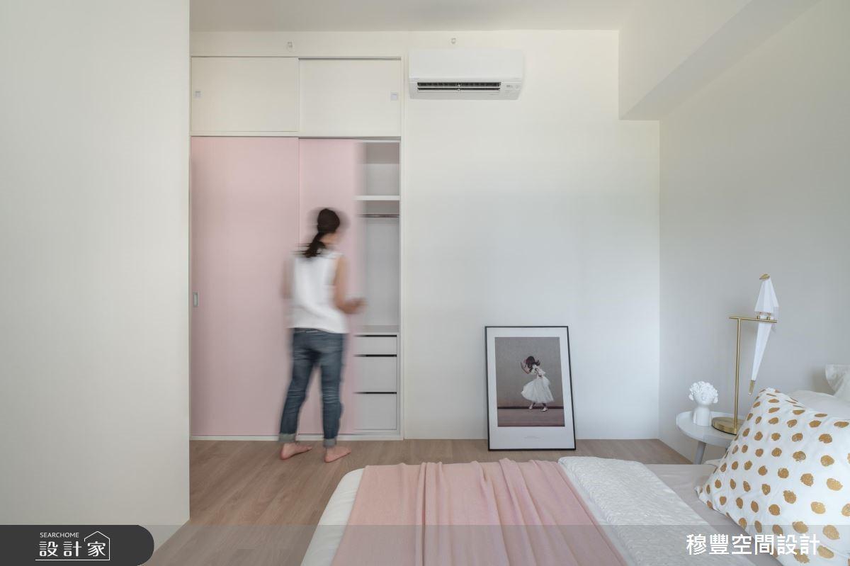 新成屋(5年以下)_北歐風臥室案例圖片_穆豐空間設計有限公司_穆豐_我們之23