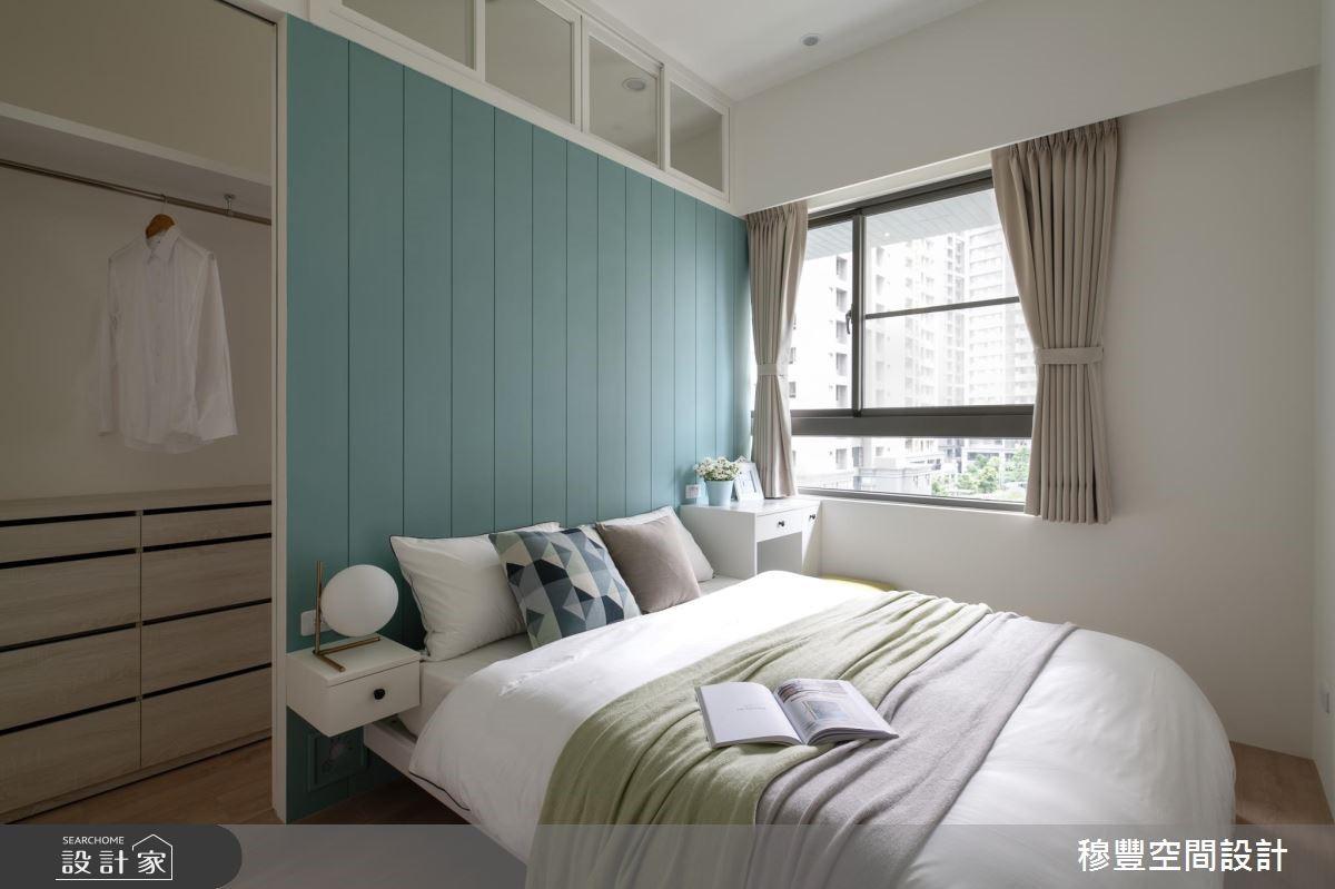 新成屋(5年以下)_北歐風臥室案例圖片_穆豐空間設計有限公司_穆豐_我們之20