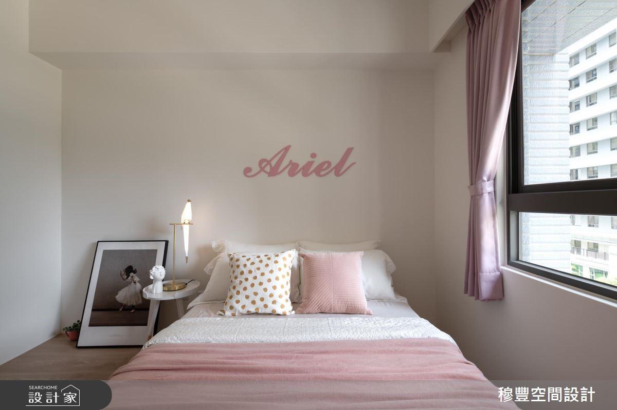 新成屋(5年以下)_北歐風臥室案例圖片_穆豐空間設計有限公司_穆豐_我們之22
