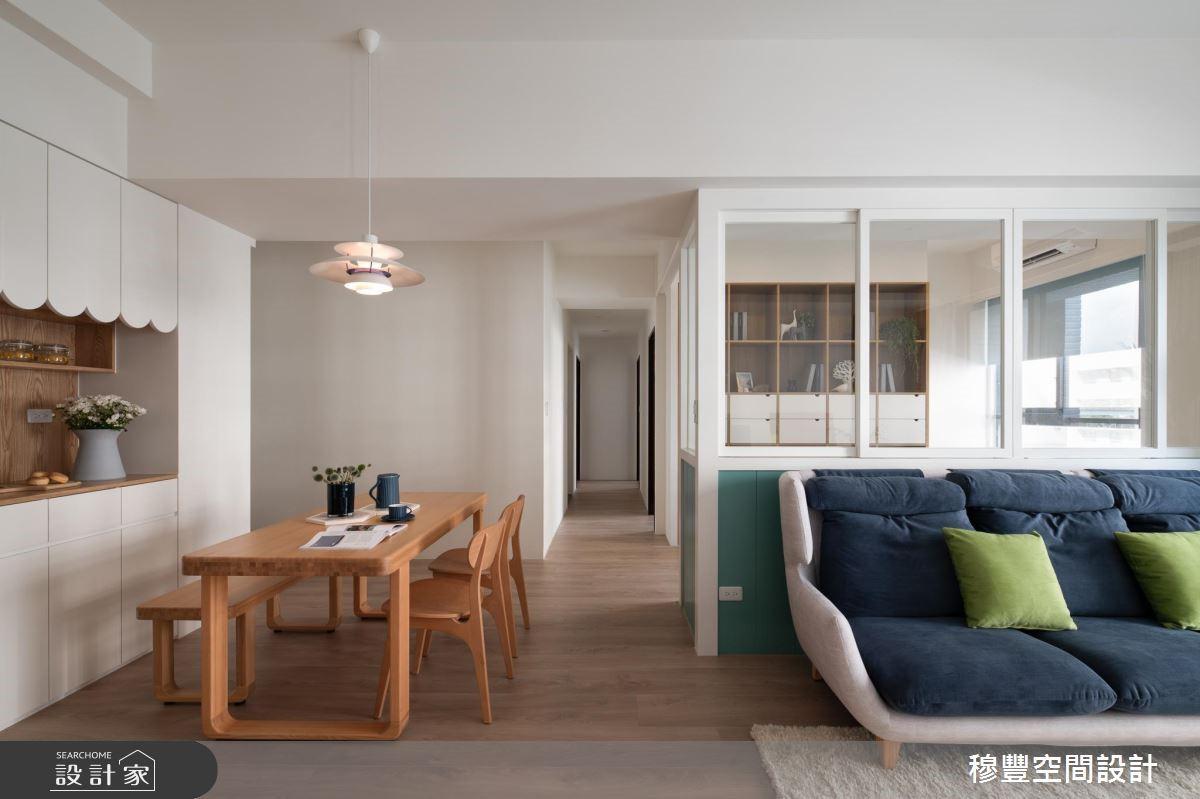 新成屋(5年以下)_北歐風客廳餐廳案例圖片_穆豐空間設計有限公司_穆豐_我們之10