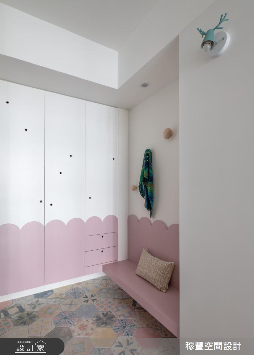新成屋(5年以下)_北歐風玄關案例圖片_穆豐空間設計有限公司_穆豐_我們之3