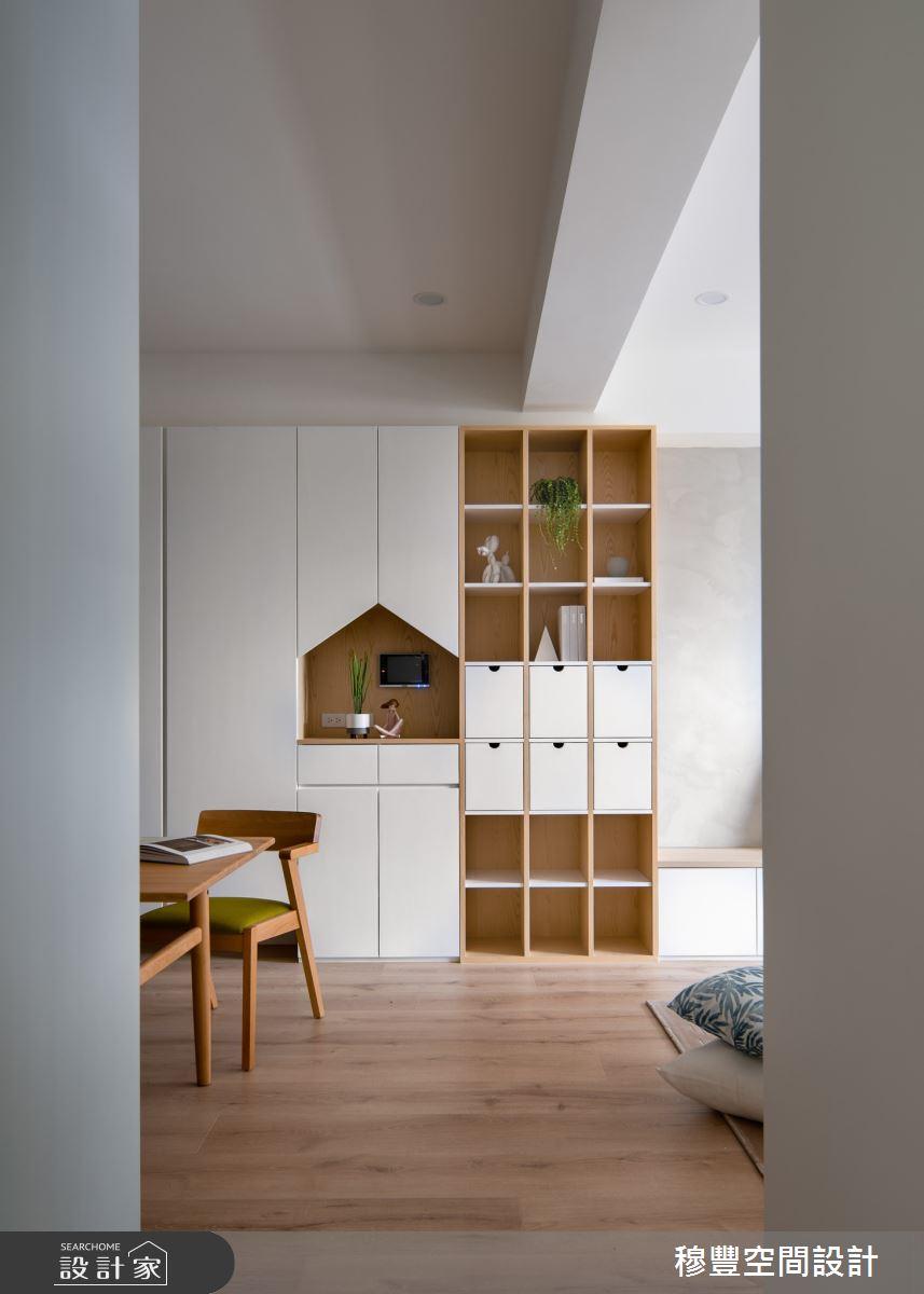 23坪新成屋(5年以下)_北歐風案例圖片_穆豐空間設計有限公司_穆豐_小時光之9