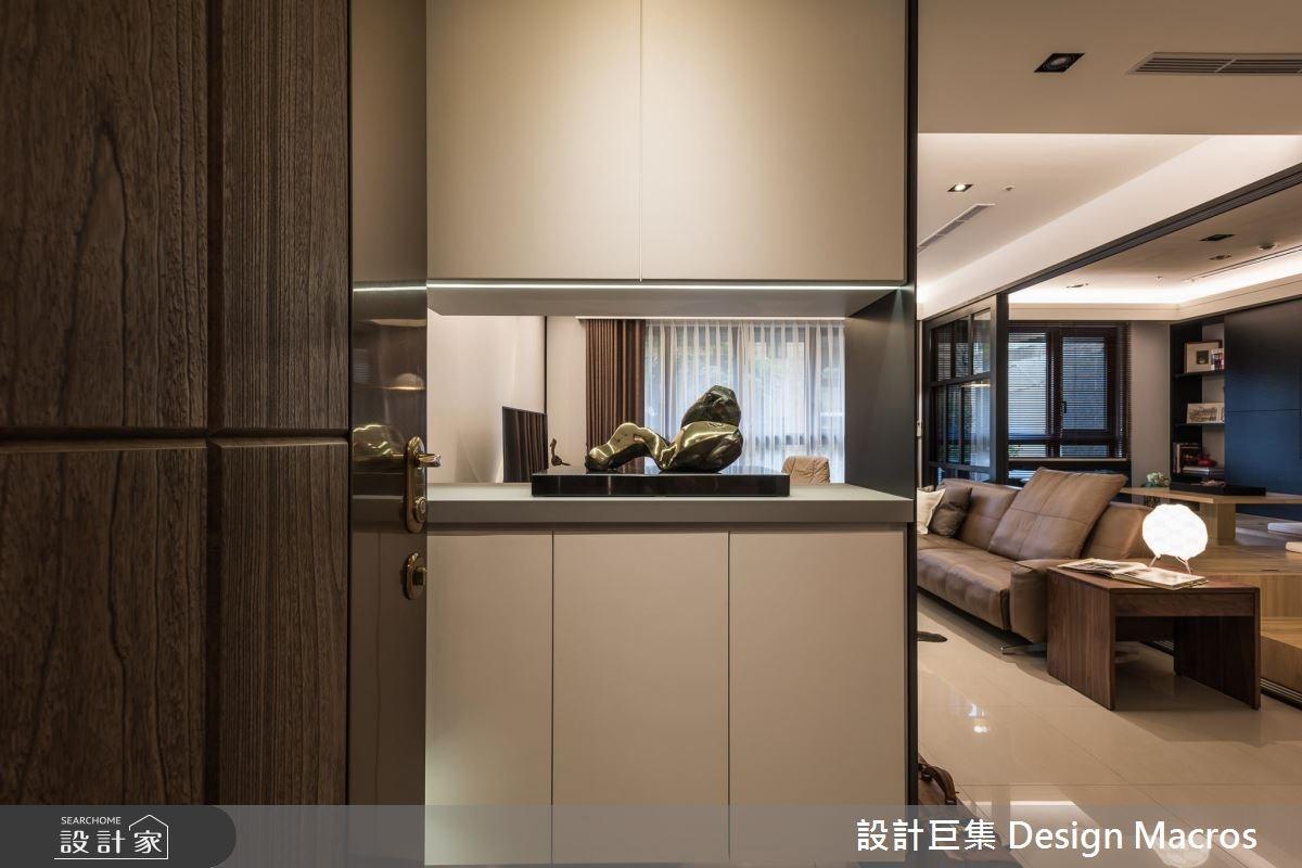 40坪新成屋(5年以下)_簡約風案例圖片_設計巨集x鄭智元建築師事務所_設計巨集_04之2