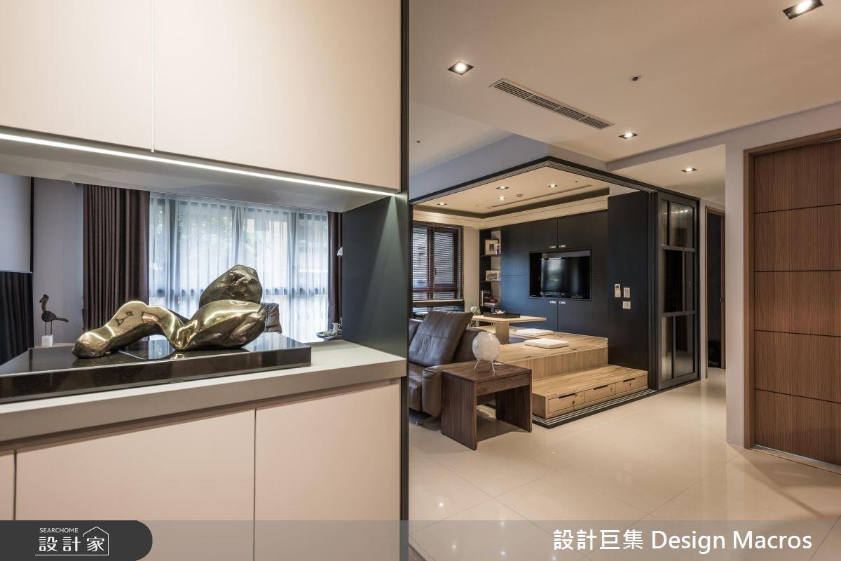 40坪新成屋(5年以下)_簡約風案例圖片_設計巨集x鄭智元建築師事務所_設計巨集_04之3