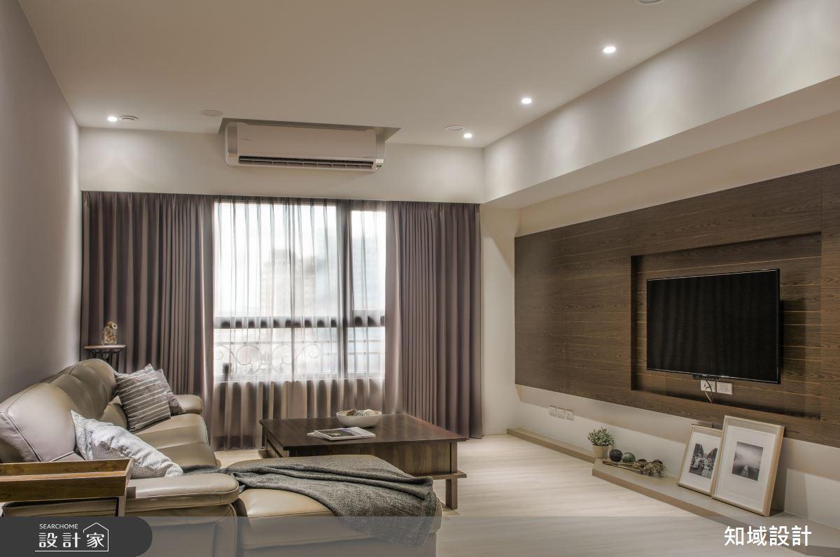 用一房換兩室!聰明格局 x 溫暖木質的北歐風好宅