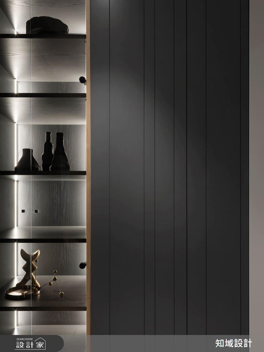 30坪中古屋(5~15年)_現代風案例圖片_知域設計 X 一己空間制作_知域_Wood Fashion之3