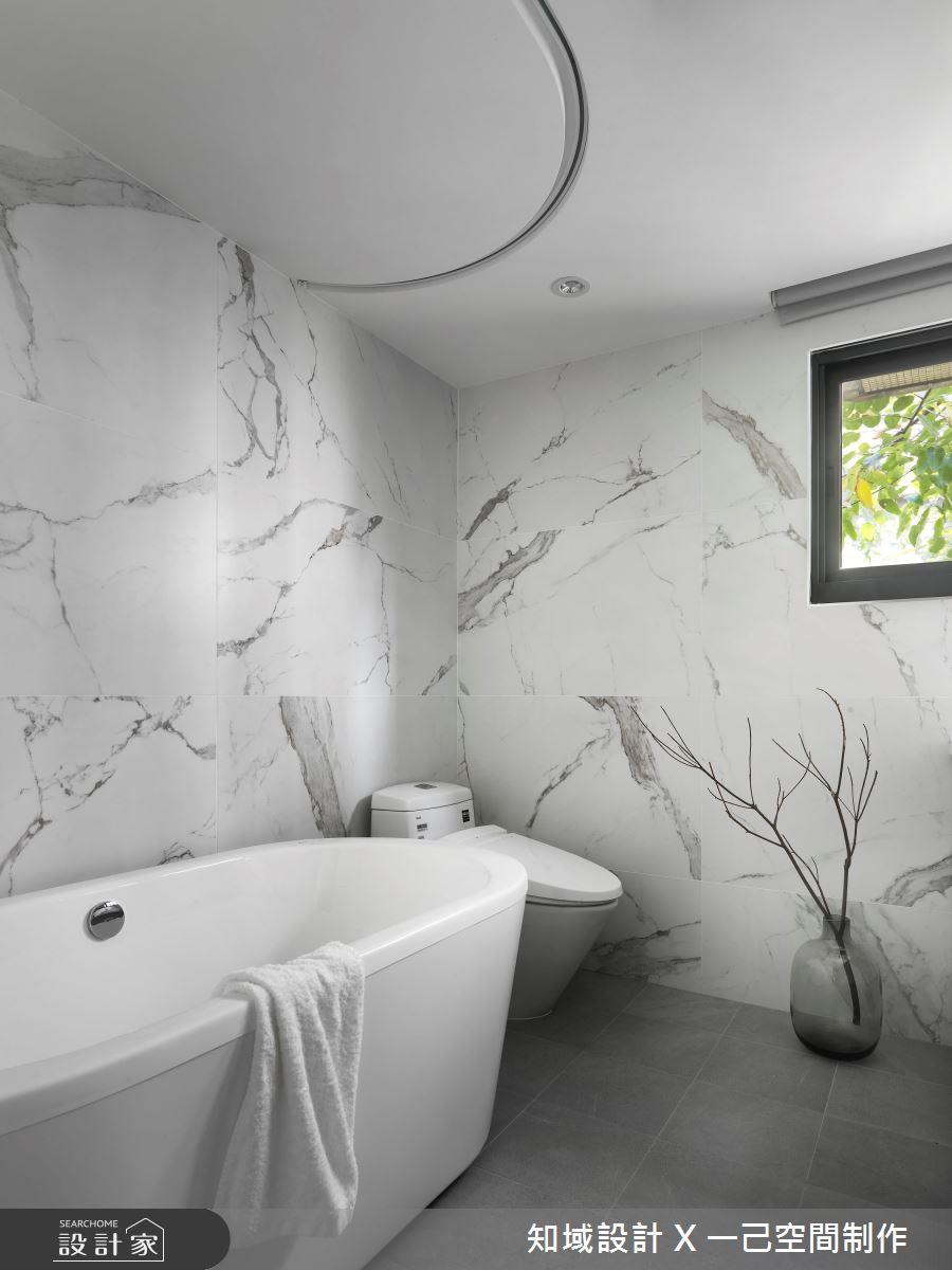 30坪中古屋(5~15年)_混搭風浴室案例圖片_知域設計 X 一己空間制作_知域_Homeward之16