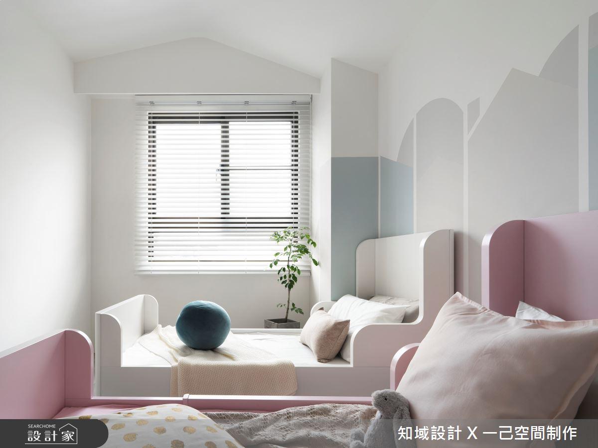 30坪新成屋(5年以下)_北歐風臥室案例圖片_知域設計 X 一己空間制作_知域_Warm Story之10