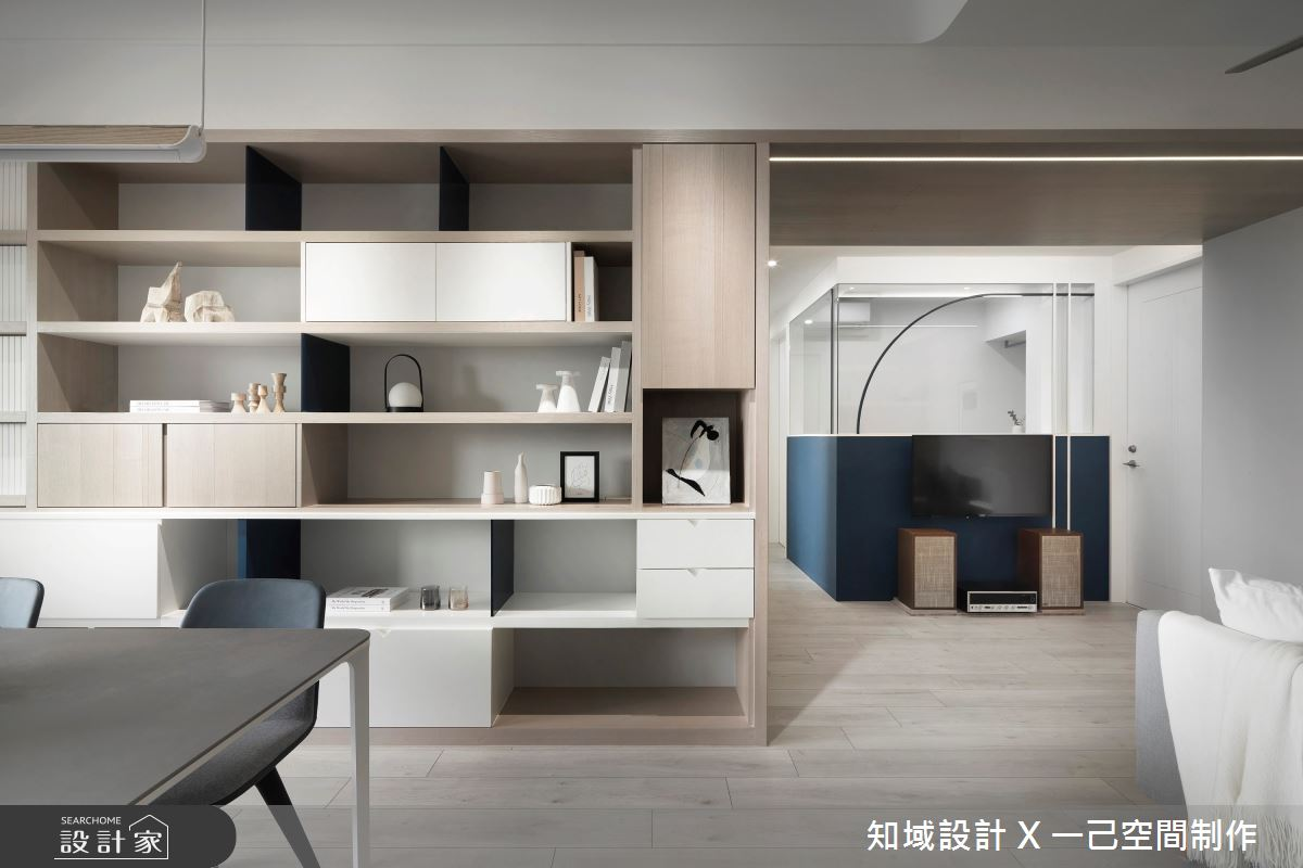 30坪新成屋(5年以下)_北歐風餐廳案例圖片_知域設計 X 一己空間制作_知域_Warm Story之5