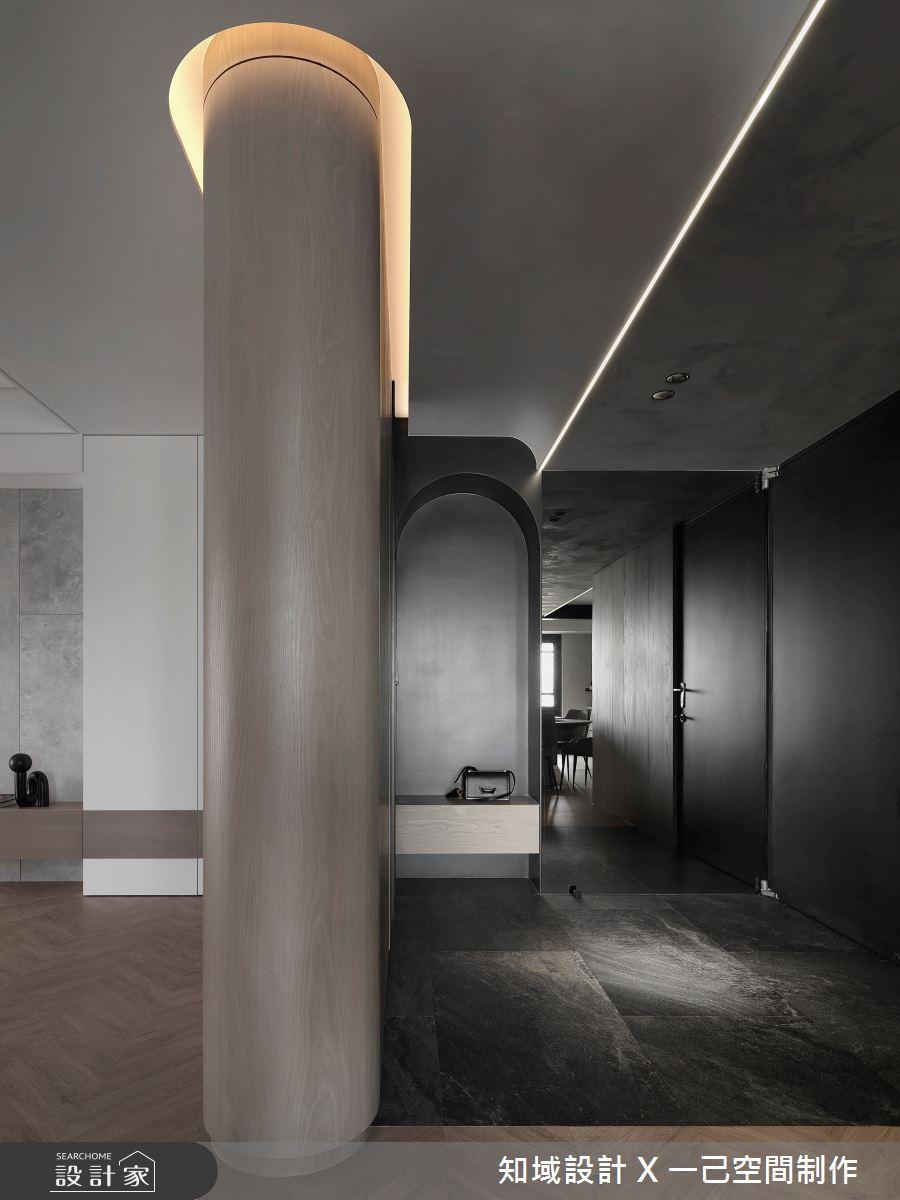 40坪中古屋(5~15年)_現代風案例圖片_知域設計 X 一己空間制作_知域_Pura vida之3