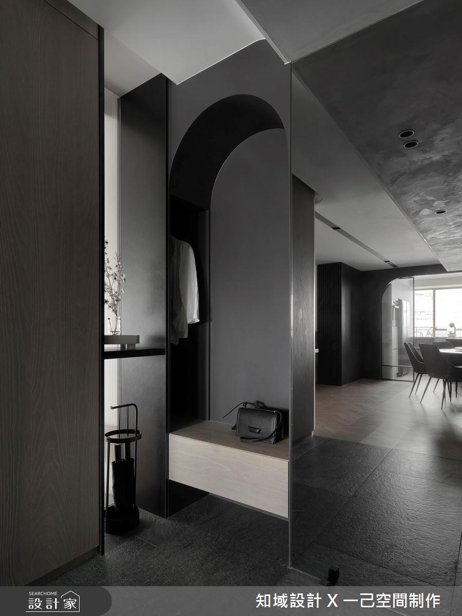 40坪中古屋(5~15年)_現代風案例圖片_知域設計 X 一己空間制作_知域_Pura vida之2