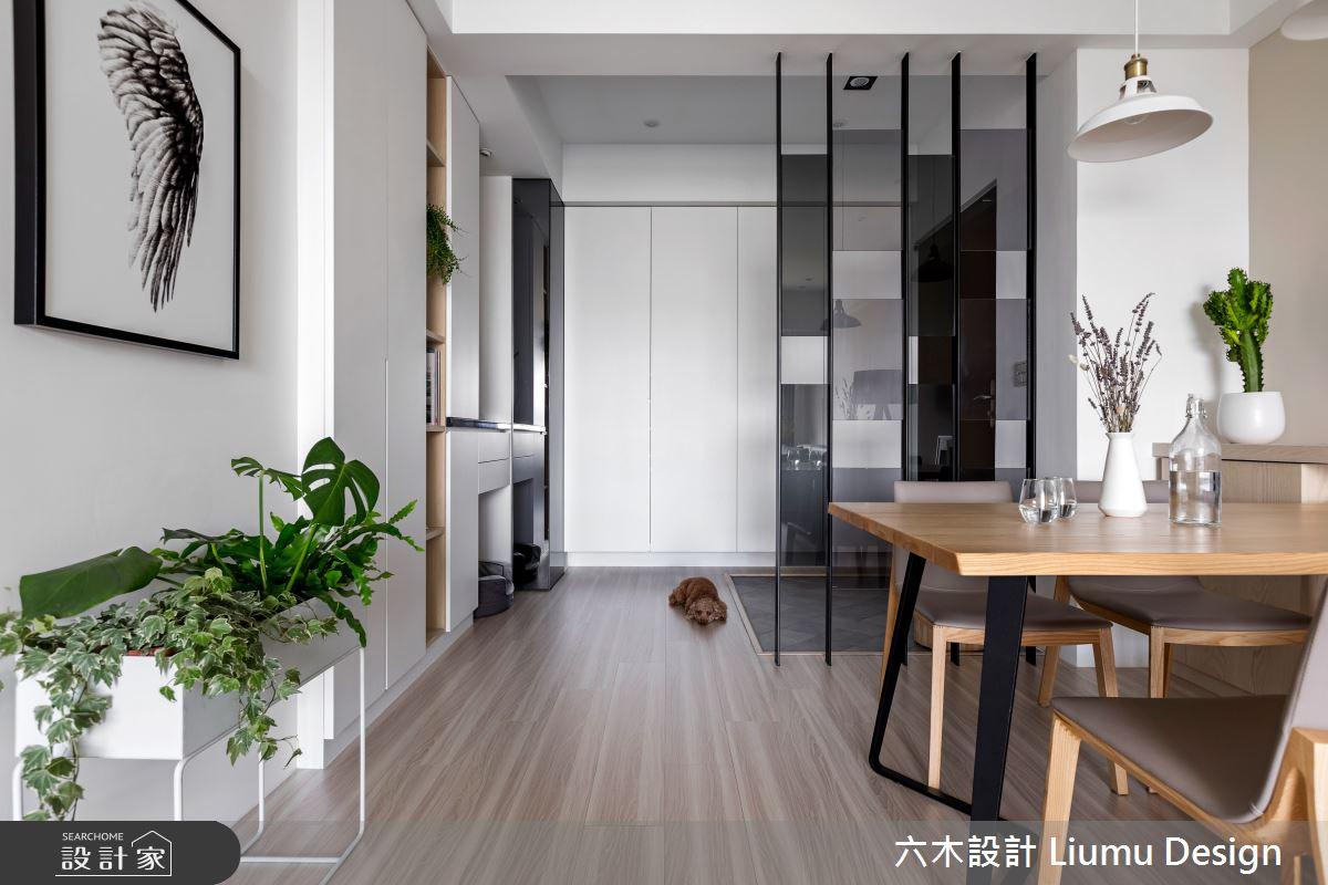 32坪新成屋(5年以下)_北歐風餐廳寵物案例圖片_六木設計 Liumu Design_六木_02之4