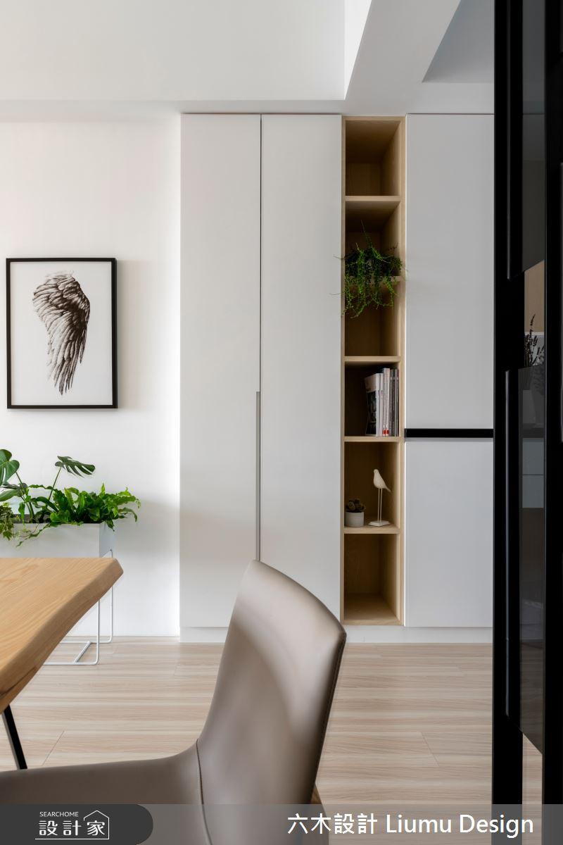 32坪新成屋(5年以下)_北歐風案例圖片_六木設計 Liumu Design_六木_02之10