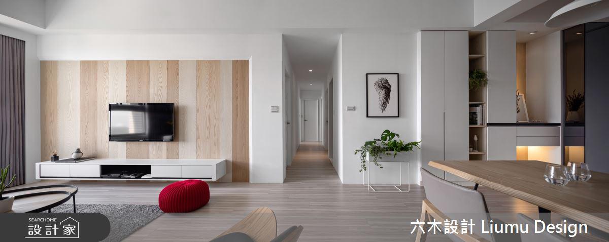 32坪新成屋(5年以下)_北歐風案例圖片_六木設計 Liumu Design_六木_02之11