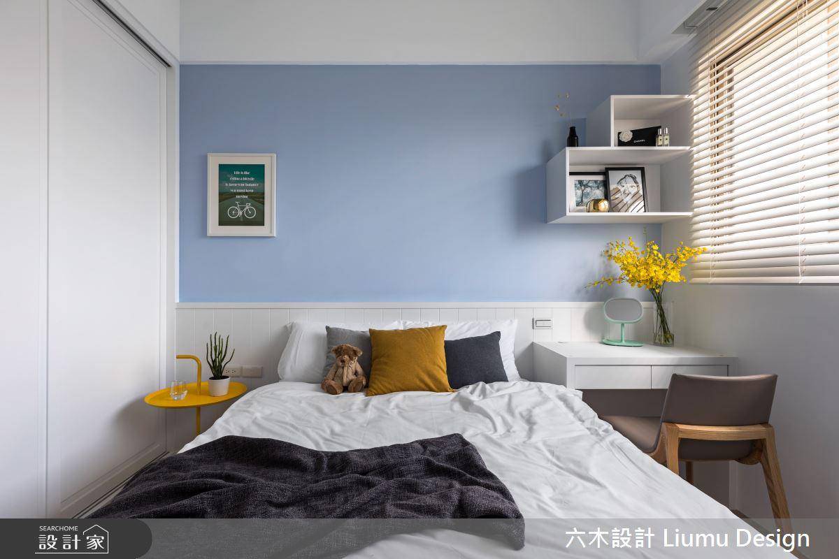 32坪新成屋(5年以下)_北歐風客廳案例圖片_六木設計 Liumu Design_六木_02之17
