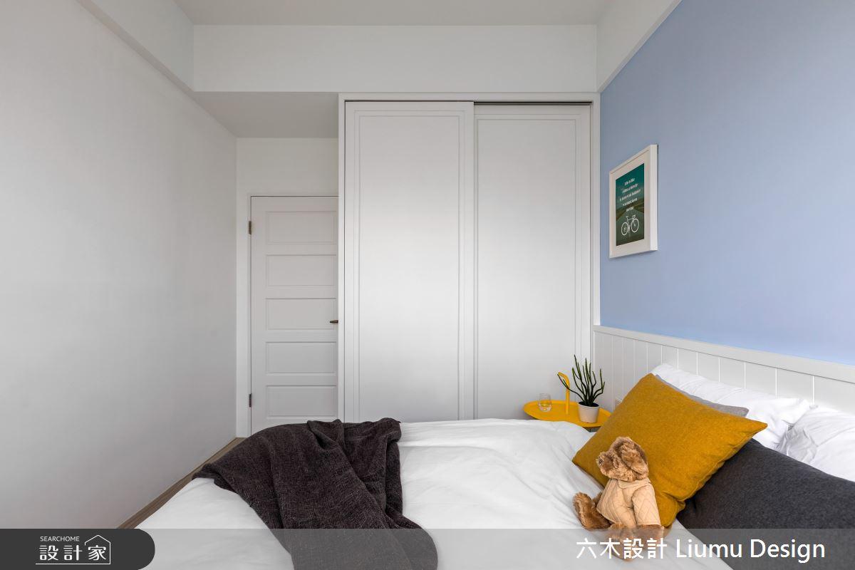 32坪新成屋(5年以下)_北歐風客廳案例圖片_六木設計 Liumu Design_六木_02之18