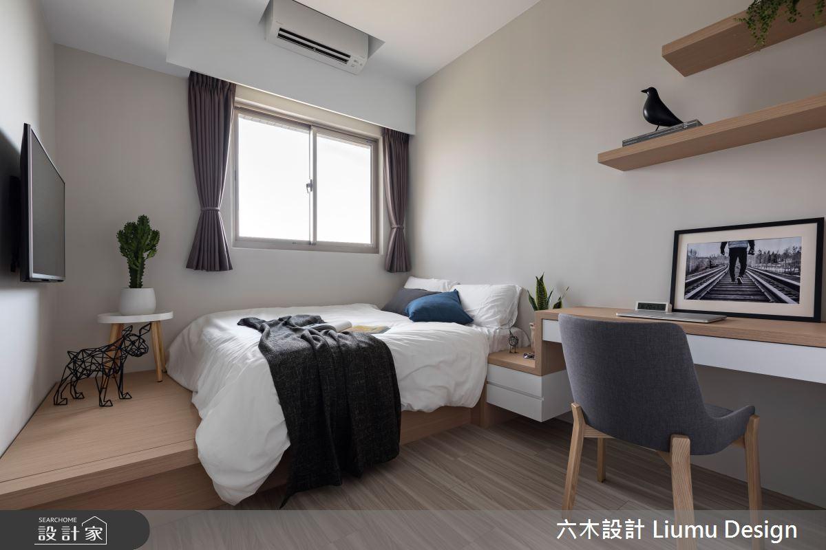 32坪新成屋(5年以下)_北歐風客廳案例圖片_六木設計 Liumu Design_六木_02之20