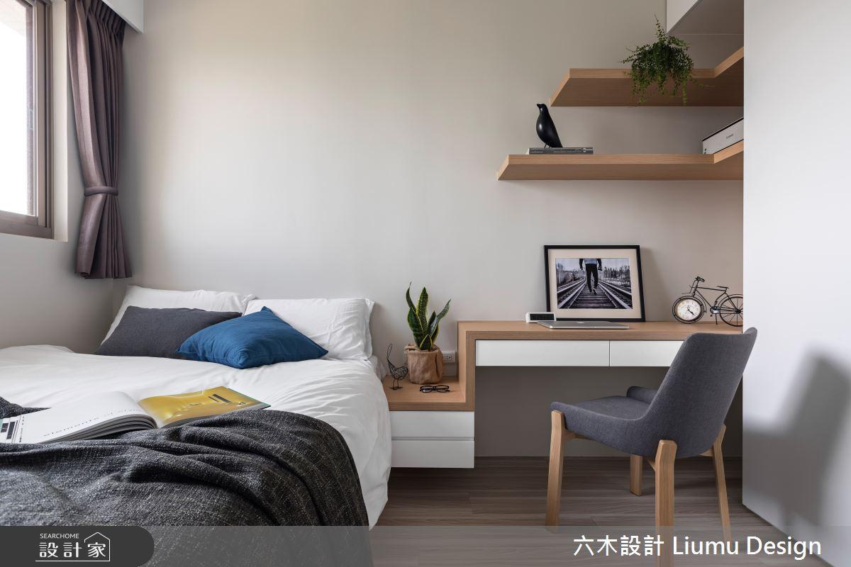 32坪新成屋(5年以下)_北歐風客廳案例圖片_六木設計 Liumu Design_六木_02之21