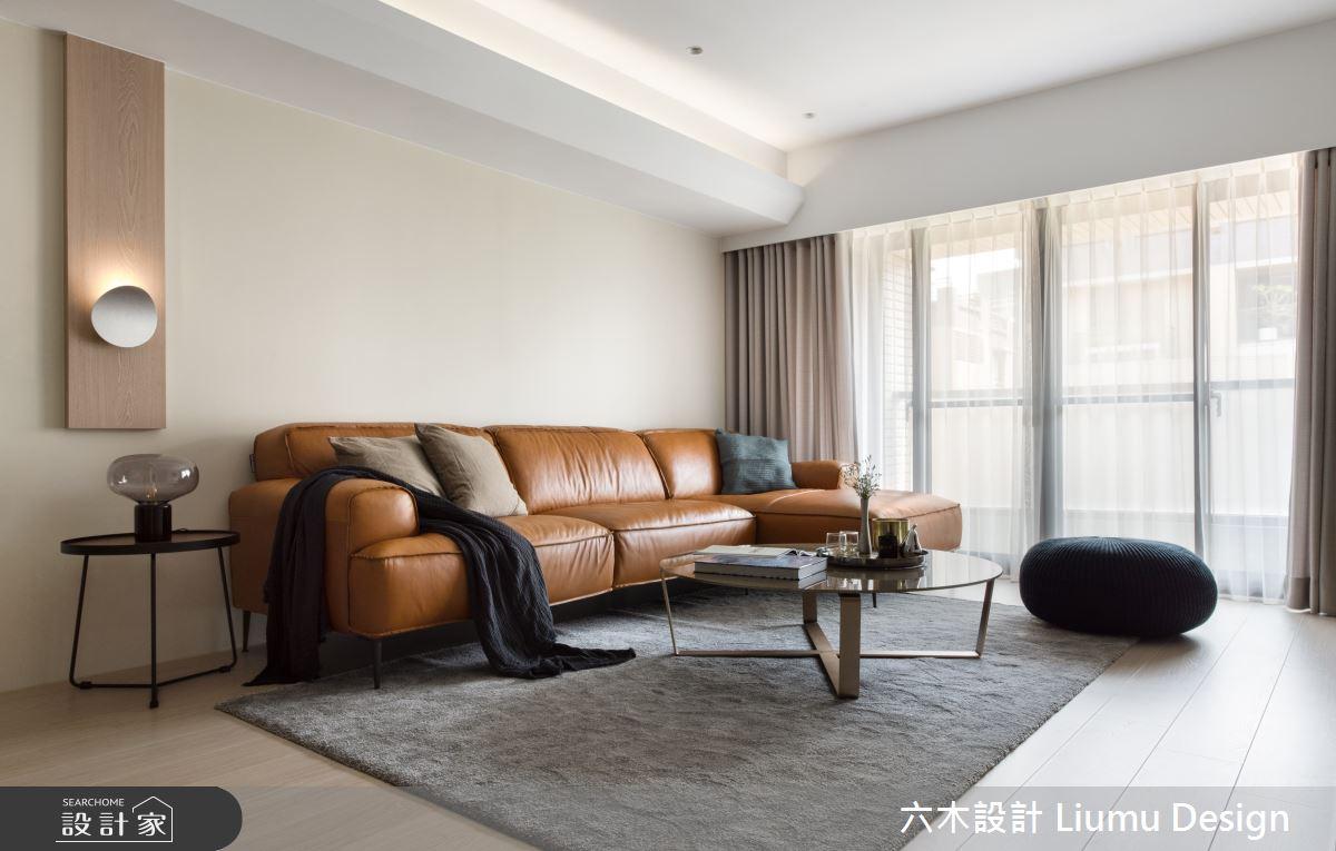 28坪中古屋(5~15年)_現代風客廳案例圖片_六木設計 Liumu Design_六木_05之8