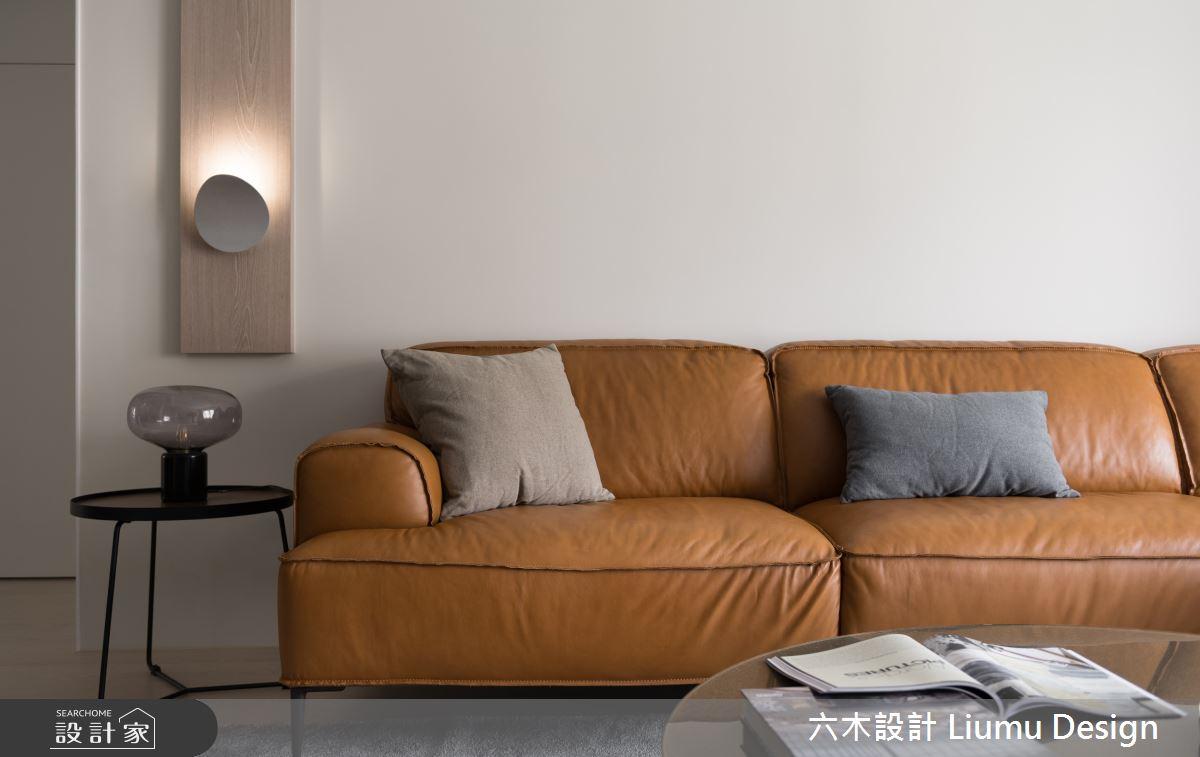 28坪中古屋(5~15年)_現代風客廳案例圖片_六木設計 Liumu Design_六木_05之7