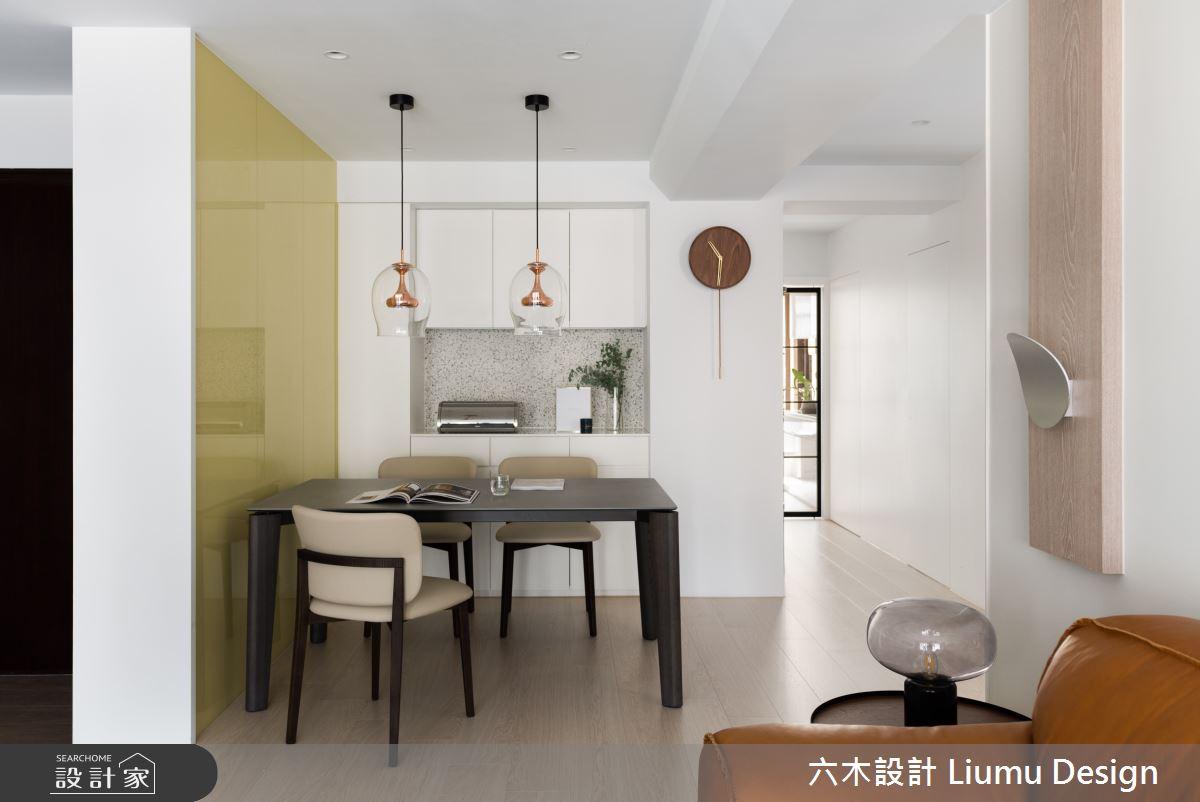 28坪中古屋(5~15年)_現代風餐廳案例圖片_六木設計 Liumu Design_六木_05之6