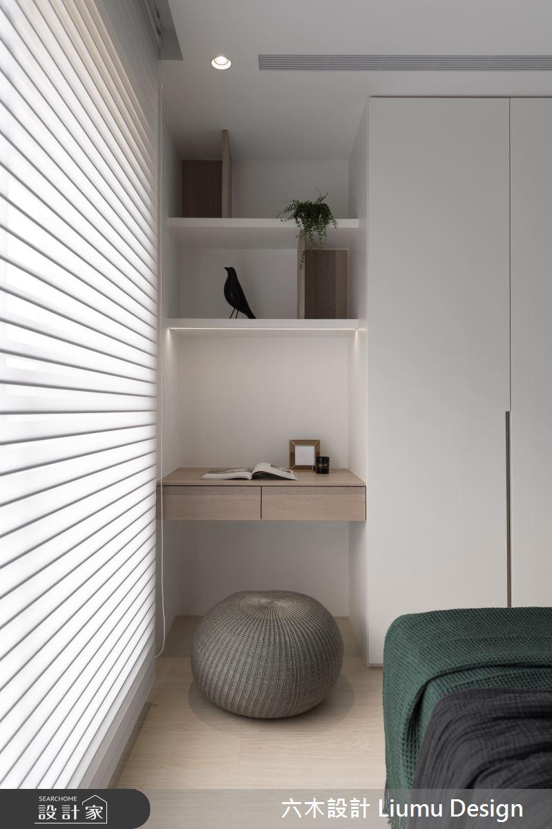 28坪中古屋(5~15年)_現代風臥室案例圖片_六木設計 Liumu Design_六木_05之14