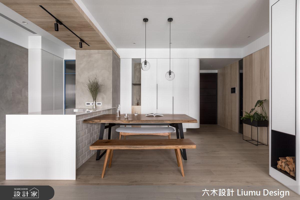 48坪新成屋(5年以下)_北歐風餐廳案例圖片_六木設計 Liumu Design_六木_06之9