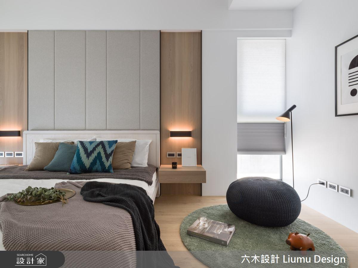 48坪新成屋(5年以下)_北歐風臥室案例圖片_六木設計 Liumu Design_六木_06之14