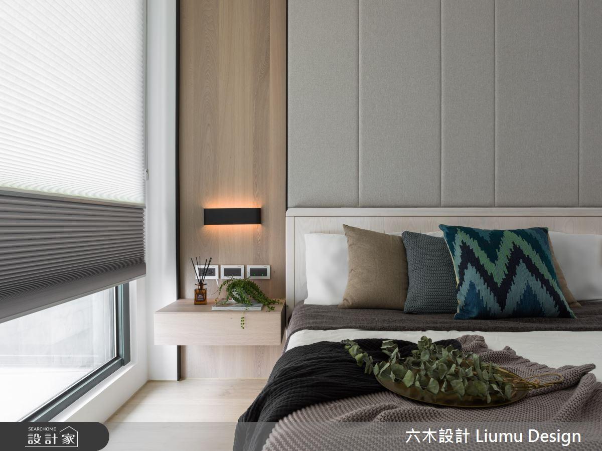 48坪新成屋(5年以下)_北歐風臥室案例圖片_六木設計 Liumu Design_六木_06之16