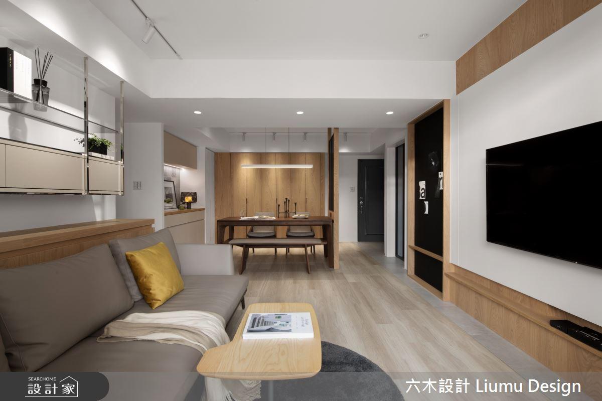 25坪老屋(31~40年)_現代風客廳案例圖片_六木設計 Liumu Design_六木_08之3