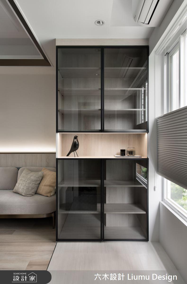 20坪老屋(31~40年)_現代風客廳案例圖片_六木設計 Liumu Design_六木_09之4