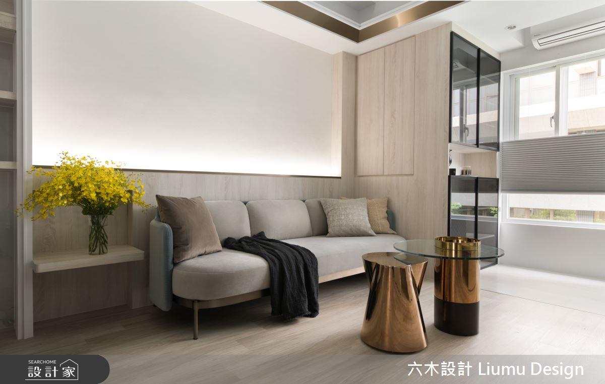 20坪老屋(31~40年)_現代風客廳案例圖片_六木設計 Liumu Design_六木_09之3