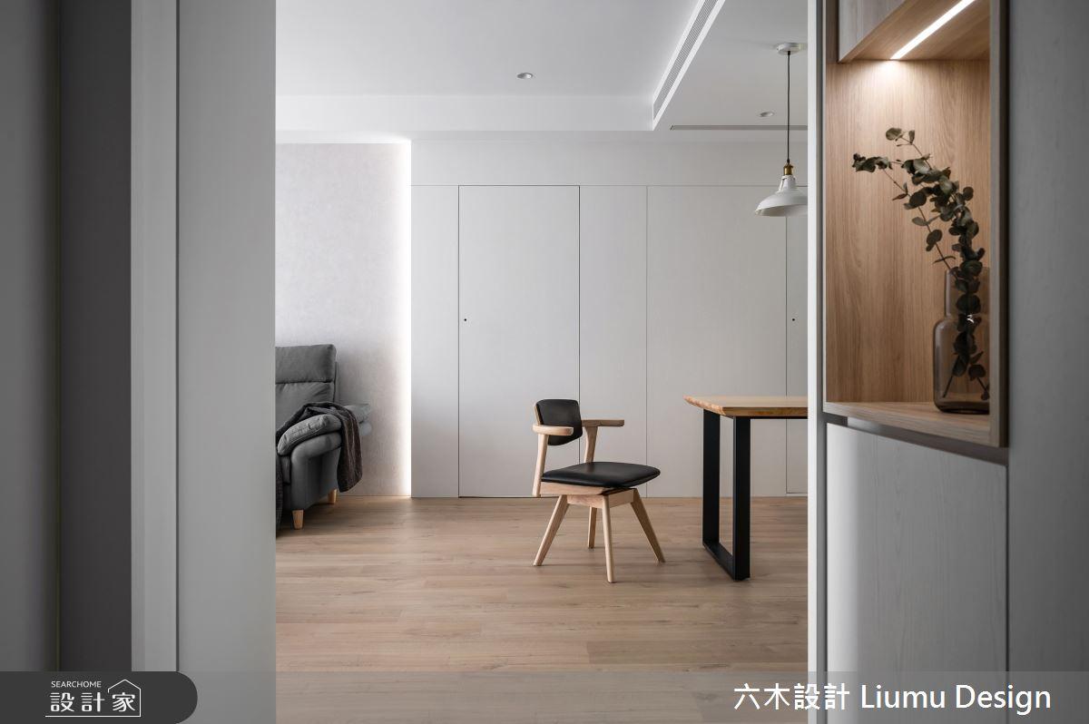 28坪新成屋(5年以下)_現代風案例圖片_六木設計 Liumu Design_六木_11之2