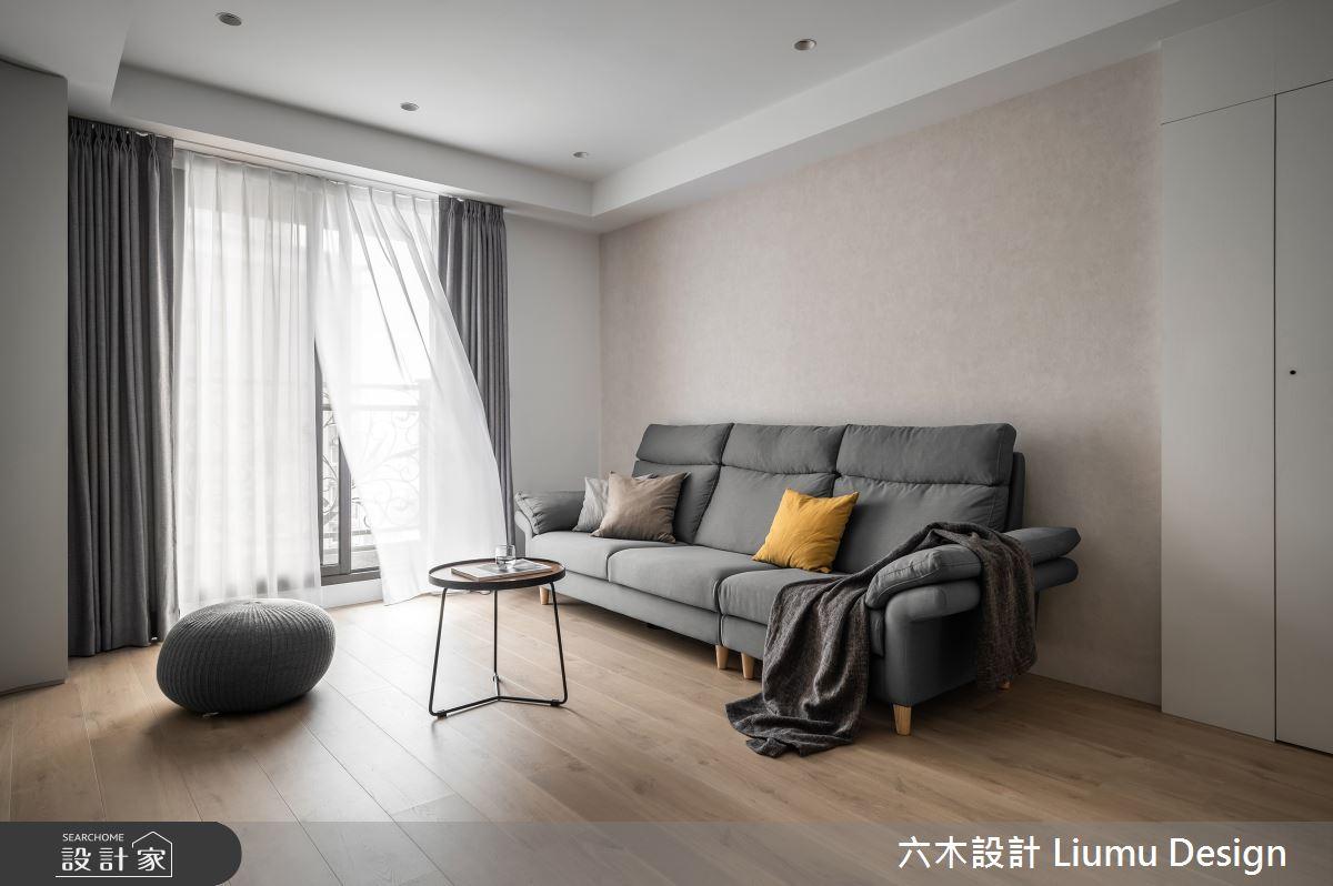 28坪新成屋(5年以下)_現代風案例圖片_六木設計 Liumu Design_六木_11之3