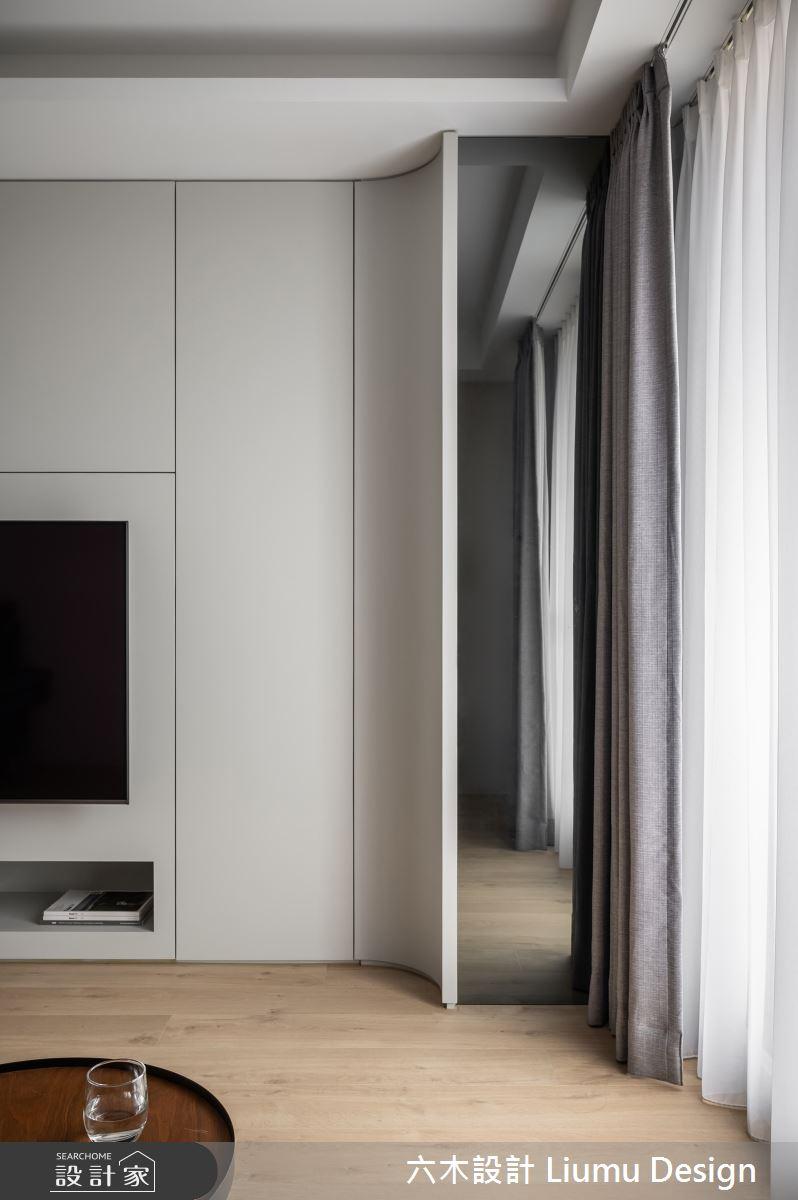 28坪新成屋(5年以下)_現代風案例圖片_六木設計 Liumu Design_六木_11之6