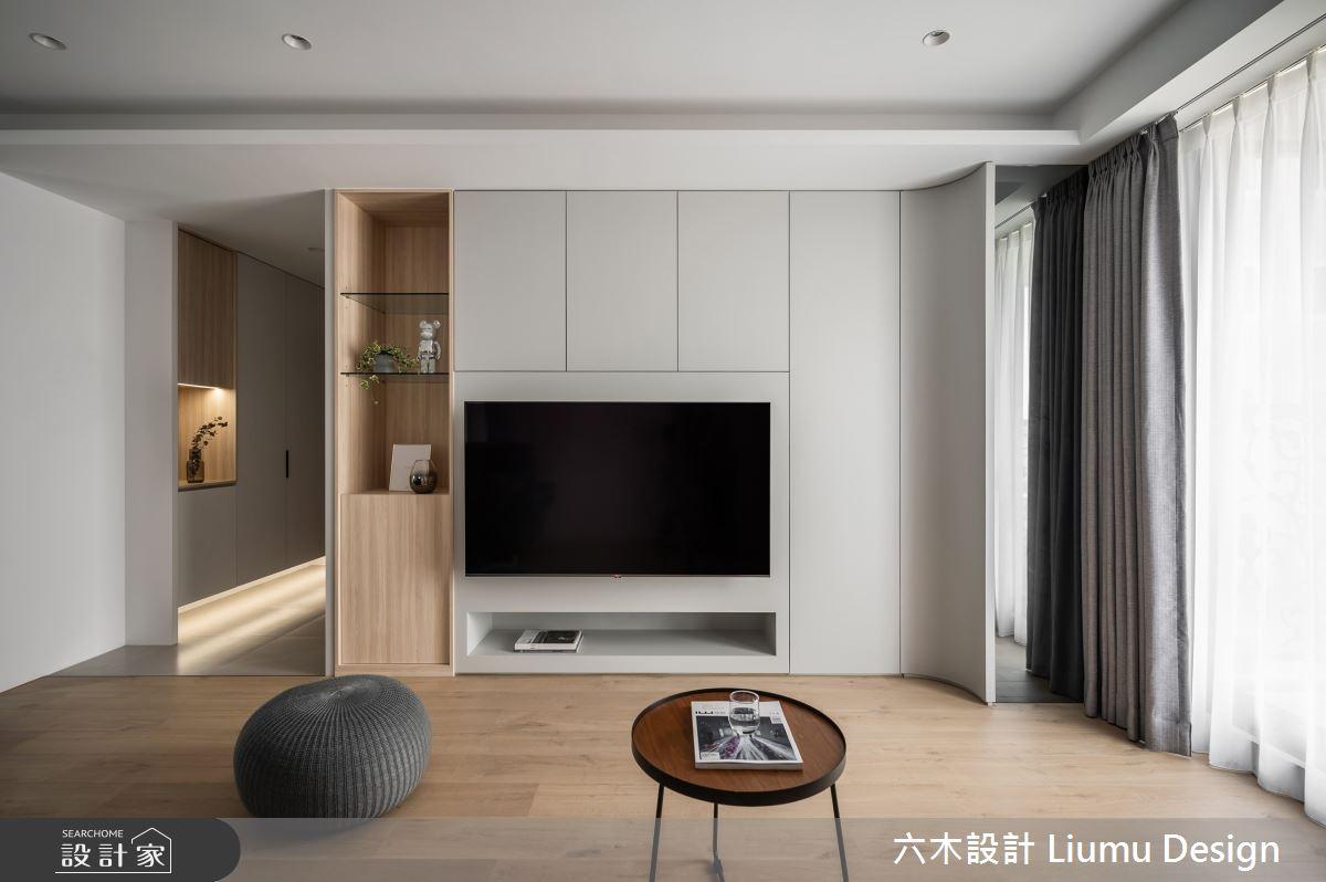 28坪新成屋(5年以下)_現代風案例圖片_六木設計 Liumu Design_六木_11之7